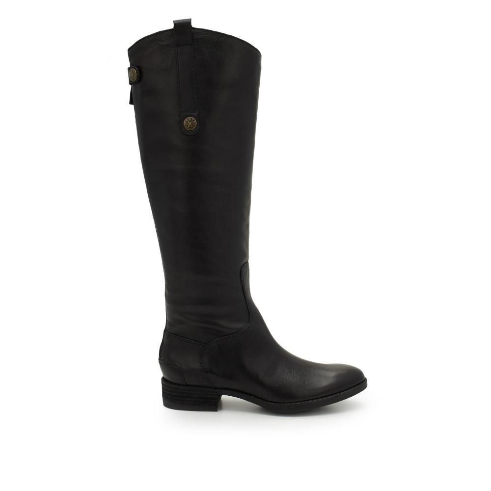 Penny Leather Riding Boot - Boots | SamEdelman.com