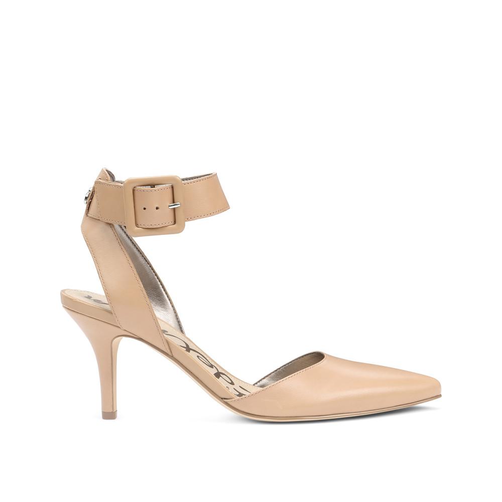 Okala Ankle Strap Heel - Heels   SamEdelman.com