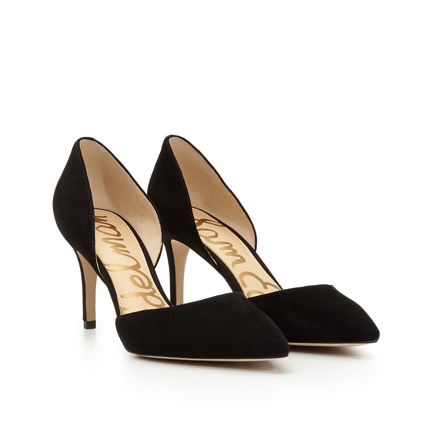 Telsa D'Orsay Pump - Heels | SamEdelman.com