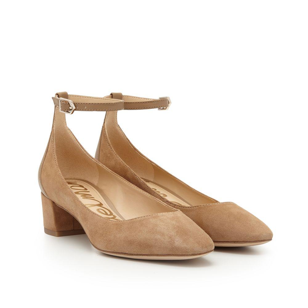 Lola Ankle Strap Heel - Heels | SamEdelman.com