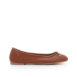 Felicia Ballet Flat by Sam Edelman - Saddle Leather 245d1d7f0