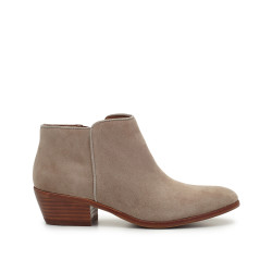Petty Ankle Bootie by Sam Edelman  TanPutty Suede