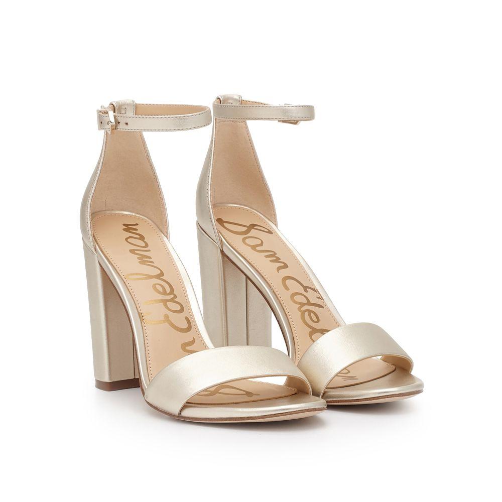 Yaro Ankle Strap Sandal - Sandals | SamEdelman.com