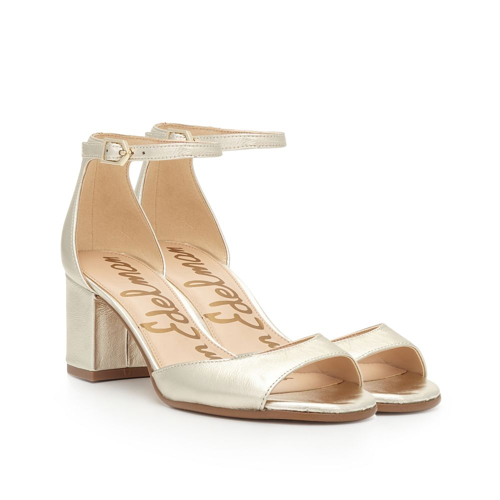 Tap Tap To Zoom. Susie Ankle Strap Sandal by Sam Edelman ...