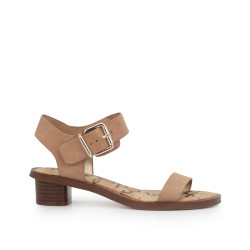 45be1c322 Trina Block Heel Sandal by Sam Edelman - Camel Suede
