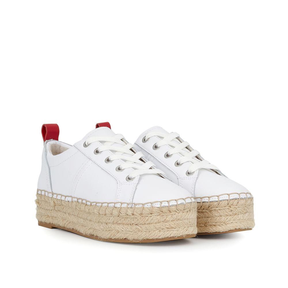 Carleigh Suede Espadrille Sneakers 17s8vGH