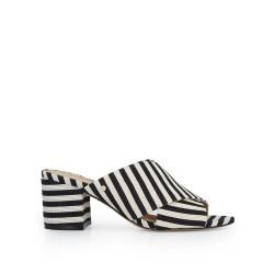 75a55714d63c31 Stanley Block Heel Mule Sandal - Sandals