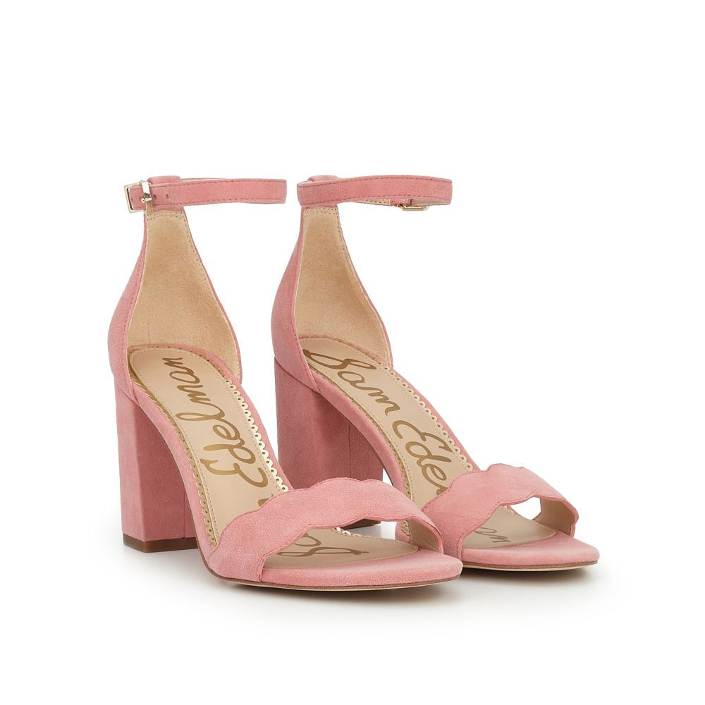 Circus by Sam Edelman Womens Heeled Sandals Soft Nude 95 US  75 UK