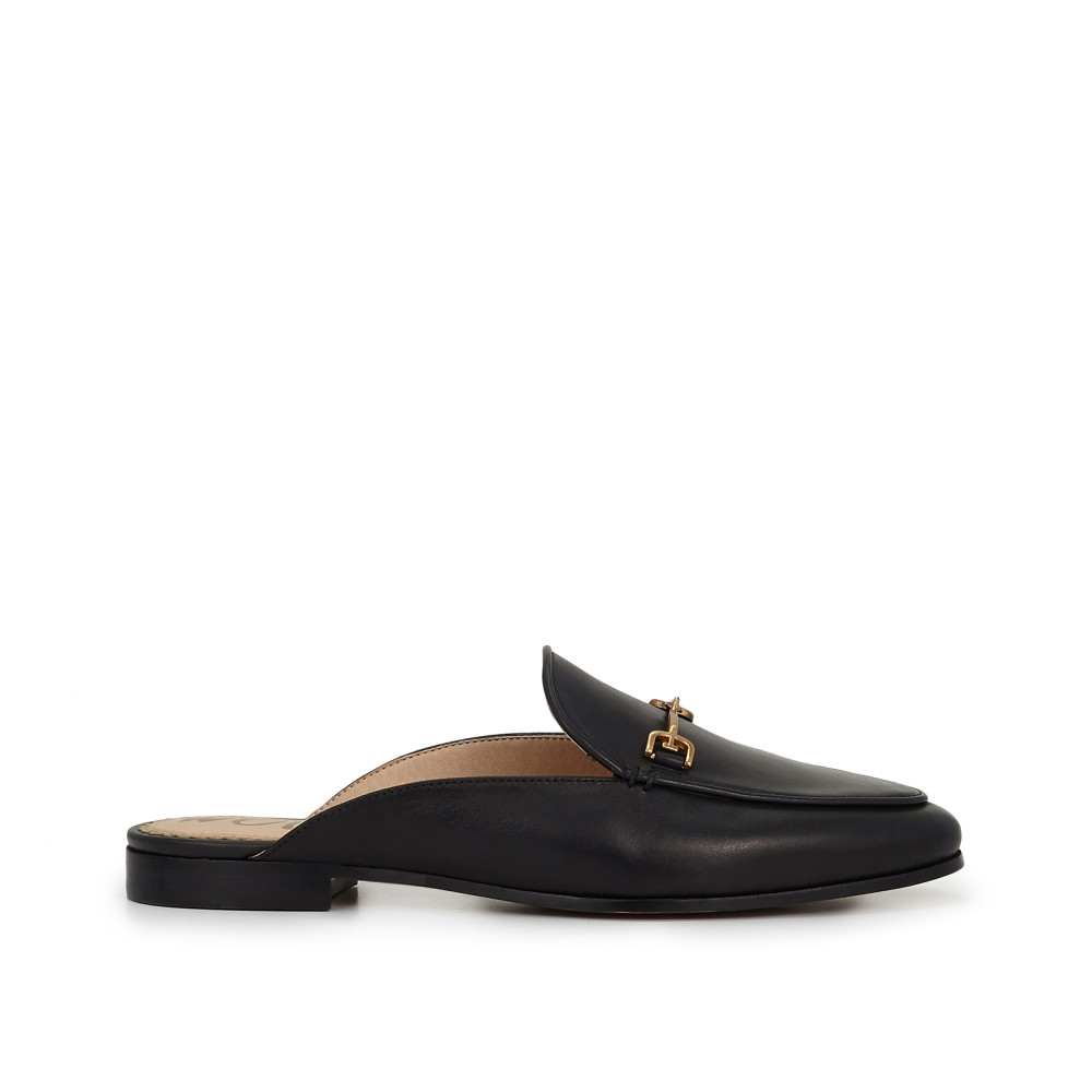Linnie Leather Slip-On Mules D1rcdvz7nt