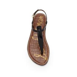 d71e02c1d2f Gigi Thong Sandal by Sam Edelman - Black Patent