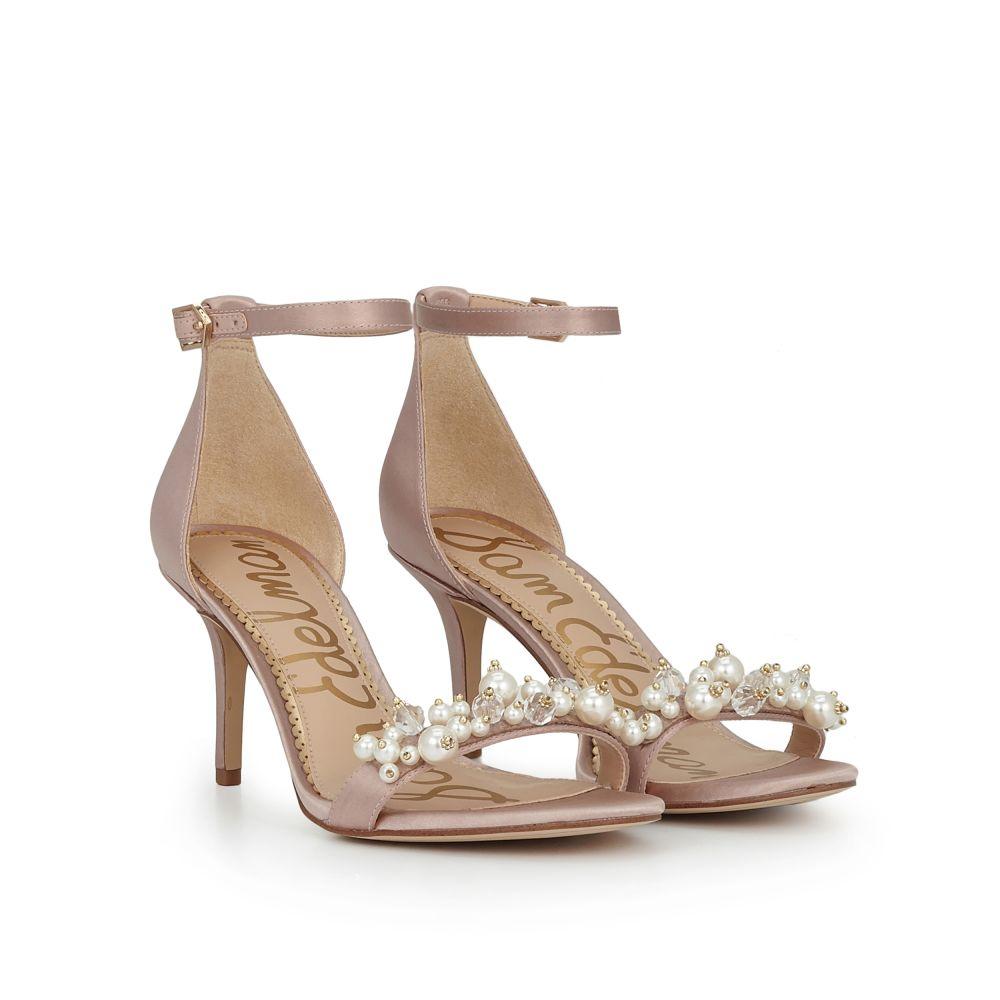 Tap Tap To Zoom. Platt Ankle Strap Sandal by Sam Edelman - Light Pink ...