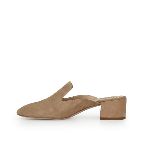 Adair Block Heel Mule by Sam Edelman