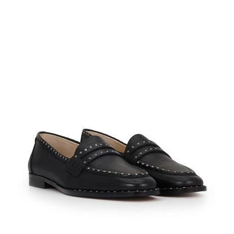 Lia Studded Loafer by Sam Edelman