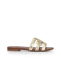 5c7353e763f60 Bay Slide Sandal by Sam Edelman - Molten Gold Metallic