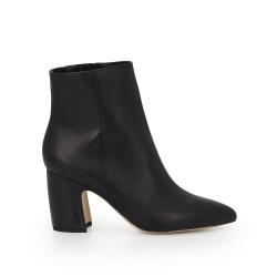 1fe12cdedcc908 Hilty Ankle Bootie by Sam Edelman - Black Leather