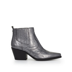 a2118809f393 Winona Western Bootie by Sam Edelman - Pewter Leather